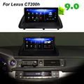 4+64 Android 9.0 Car Radio BT Head Unit for Lexus CT200h CT200 Lexus CT 200H 2012 2017 Multimedia Touch Screen GPS Navigation
