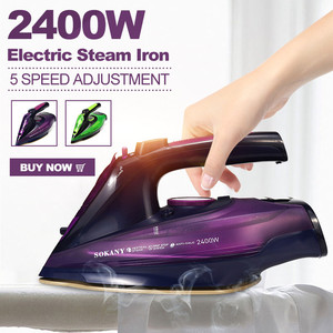 2400W Cordless Electric Steam