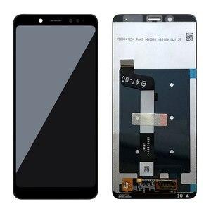 Image 5 - Оригинальный ЖК дисплей для Xiaomi Redmi Note 5 ЖК экран с рамкой Замена экрана для Redmi Note 5 ЖК экран