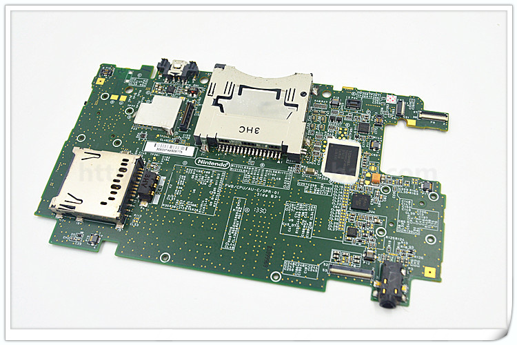 Original Secondhand Mainboard For 3DS XL For 3DS Console Motherboard Replacement