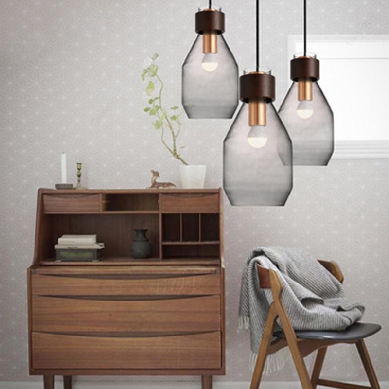 Big Discount #5bd6a - Suspension Verre Nordique Lampe ...
