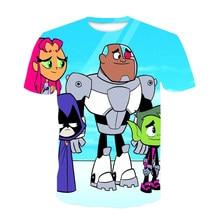 New 2021 Kids Boys and Girls Short Sleeve Cartoon Anime Characters 3D New Printed Dynamic Cute T-Shirt 3D Printed T-Shirt
