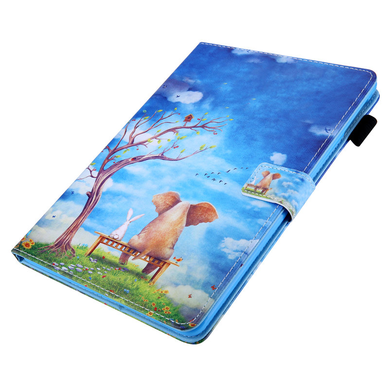 Tablet 10.2 Unicorn 7th Cover Case For Cute Cat 10.2