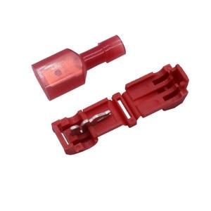 Image 5 - 20PCS(10set) Wire Cable Connectors Terminals Crimp Scotch Lock Quick Splice Electrical Car Audio 22 10AWG 0.5mm 6mm Kit Tool Set