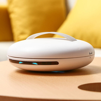New Travel Portable Kill Germs Clean Device Mobile sterilizer Household UV Sterilizers Mite Killer Bacteria Killing Smart Robot