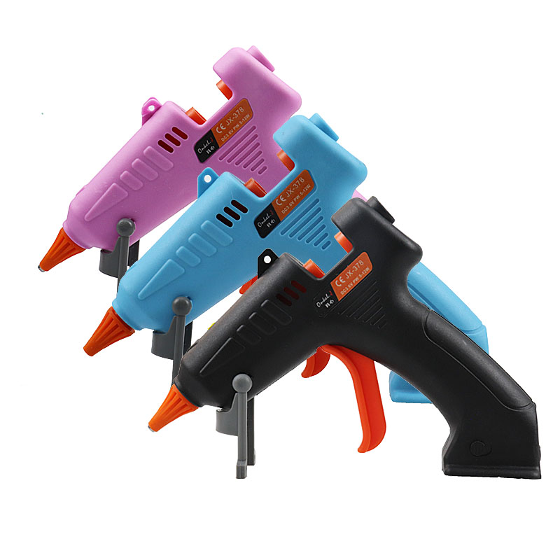 Hot Melt Glue Gun For Glue Stick 7mm Mini Gun Electric Heat Power Tool Universal Electric Glue Gun Rechargeable Charging Lithium