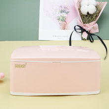 Nails UV Light Phone Sterilizer Box Disinfection Ozone Dry Heat for Manicure Makeup Tool Cosmetic Portable Backlight for Phone