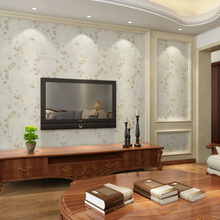 цены Modern 3D Wallpaper Wall Cloth Non-woven Jacquard Classic Home Decoration Wallpaper Background Decorative Paper Living Room 7713