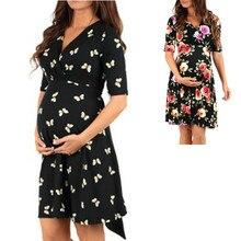2020 סקסי יולדות שמלות לצילומים בהריון בהריון נשים קיץ בתוספת גודל שמלת הריון בגדי שמלה