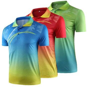 2020 summer cheap Badminton shirts Men/Women,sport short-sleeved polo shirts Tennis ,table tennis t-shirt ,Running t-shirts