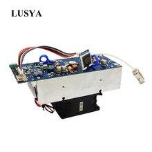 Lusya AMPLIFICADOR DE transmisor FM estéreo, 150W, 76M 108MHz, frecuencia con ventilador y antena, módulo de estación de Radio DC 48V I3 008