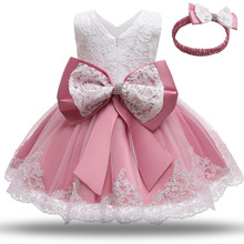 Baby Girls Dress Newborn Princess Dresses for 0-5 Years Birthday Gift Clothes Easter Carnival Costume Infant Summer Party Dress