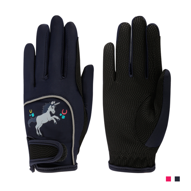 Equestrian Riding Gloves For Children   4