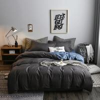 BEST.WENSD wholesale High grade bed set luxurious bedlinen Duvet cover set queen king cover bed duvet cover sheets pillowcases