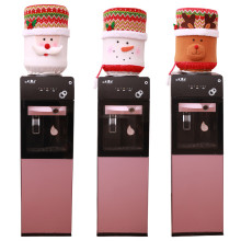 Рождественский пылезащитный чехол, ведро для воды, диспенсер, контейнер для бутылок, очиститель, Рождественское украшение для дома, милые Чехлы для бушетов, зыбучие пески, L* 5