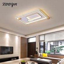 Современный светодиодный потолочный светильник серый круглый