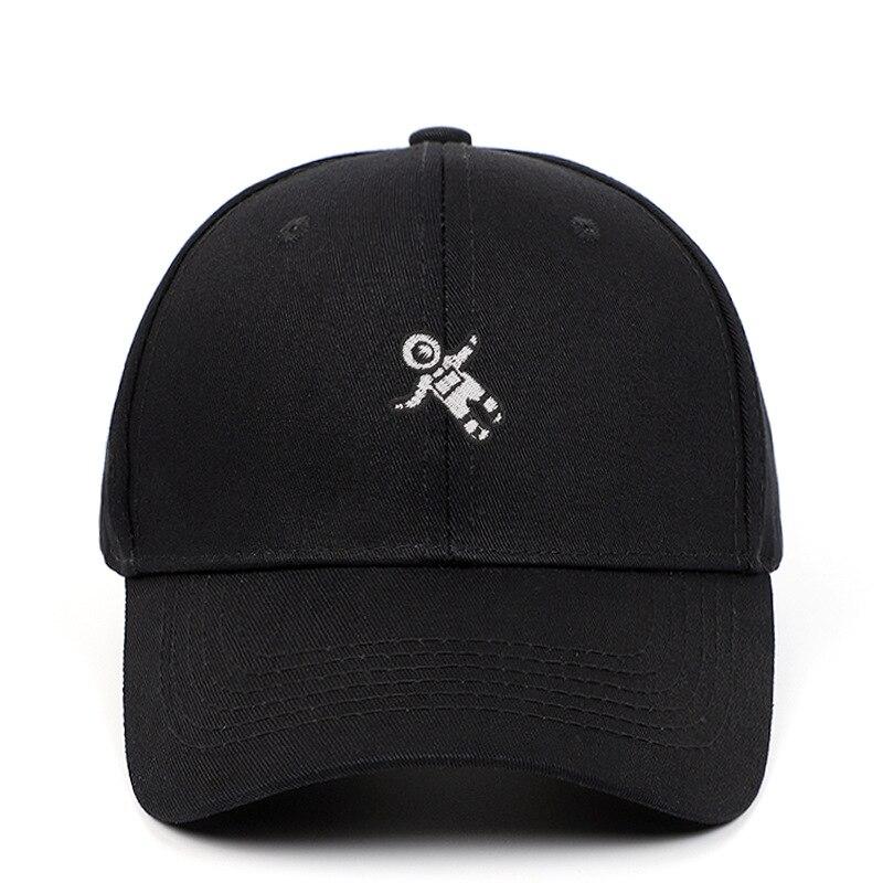 Купить 2020 черная кепка унисекс модная вышитая астронавт snapback