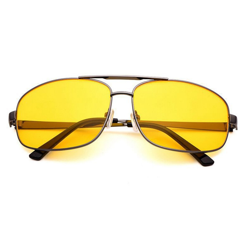 Sunglass Metal Glasses Polarized Uv400 Driving Pilot Anti-