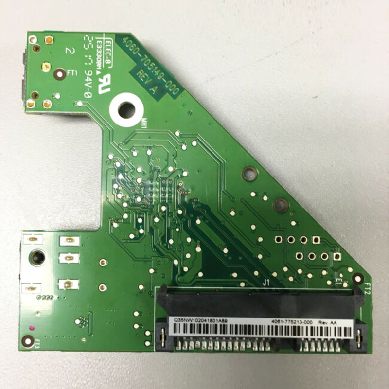 HDD PCB Circuit Board 4060-705149-000 REV A For WD Western Digital My Book From SATA To USB 3.0, Suit For 2.5 And 3.5 Inch Hdd
