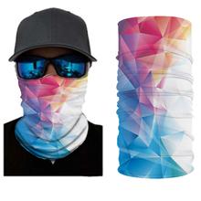 Anime Skull Venom wędkarstwo piesze wycieczki narciarskie nakrycia głowy gładkie bandany pałąk wiatroszczelny szalik sportowy drukuj moda męska dorosły poliester tanie tanio KANCOOL Dla dorosłych Outdoor Face Cover