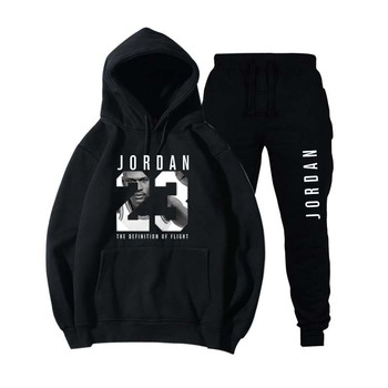 New 2018 Brand Fashion JORDAN 23 Men Sportswear Print Hoodies Pullover Hip Hop Mens tracksuit Sweatshirts Clothing