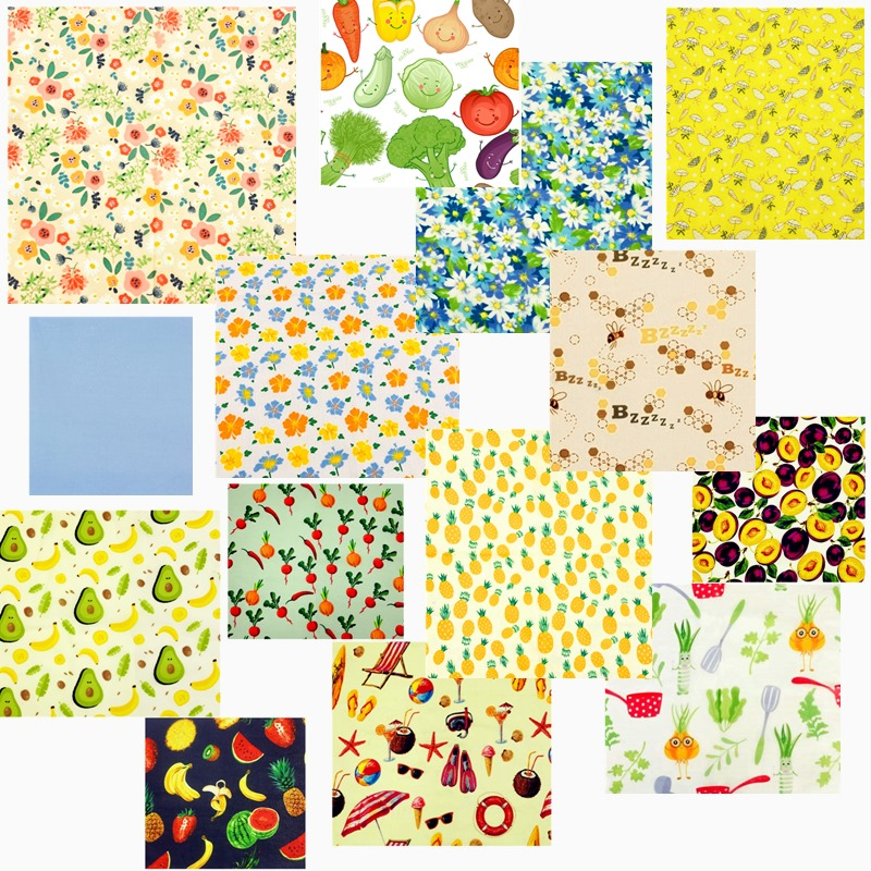beeswax food wraps_副