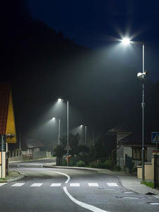 Street-Light Wall 100w-Lamp Garden Industrial Outdoor Road Led Highway 50W 30W IP65 Ac