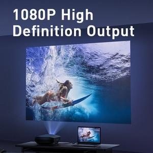 Image 3 - Baseus kabel HDMI do VGA 1080P HD A z męskiego na męskie VGA do HDMI Adapter Audio kabel do projektora PS4 PC TV Box HDMI VGA konwerter