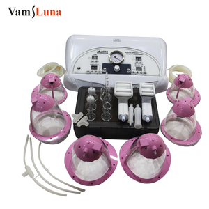 Image 1 - Breast Care Instrument Vibration massage With Enlarge Breast, Lift Breast, Modify Nipple, Modify Chest Recover Breast Elasticit