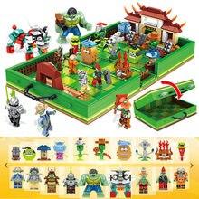 2020 criador série jogo cidade 1206 pçs plantas vs zumbis guerra caixa blocos de construção hulk modelo define tijolos para crianças brinquedos presente