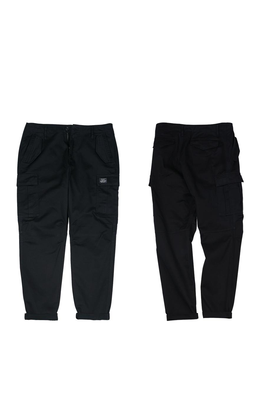 Ha1ed177498c346be8752867d32574be3f SIMWOOD New 2019 Casual Pants Men Fashion track Cargo Pants Ankle-Length military autumn Trousers Men pantalon hombre 180614