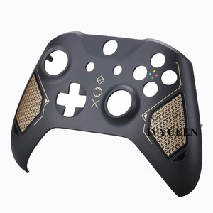 Image 2 - IVYUEEN Plastic Front Top Shell Cover for Xbox One X S Controller Case Skin Recon Tech Special Edition Limited for X Box ONE