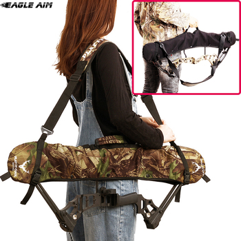 2020 New Camouflage Black Archery Bow bag Compound Bow Case Canvas for Adults Archery Hunting Bow holder black archery bow page 3