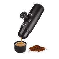 Neue Manuelle Kaffee Maker Hand Druck Tragbare Kapseln Kaffee Maschine Für Nespresso Kapseln Mini-Kaffee Maschine