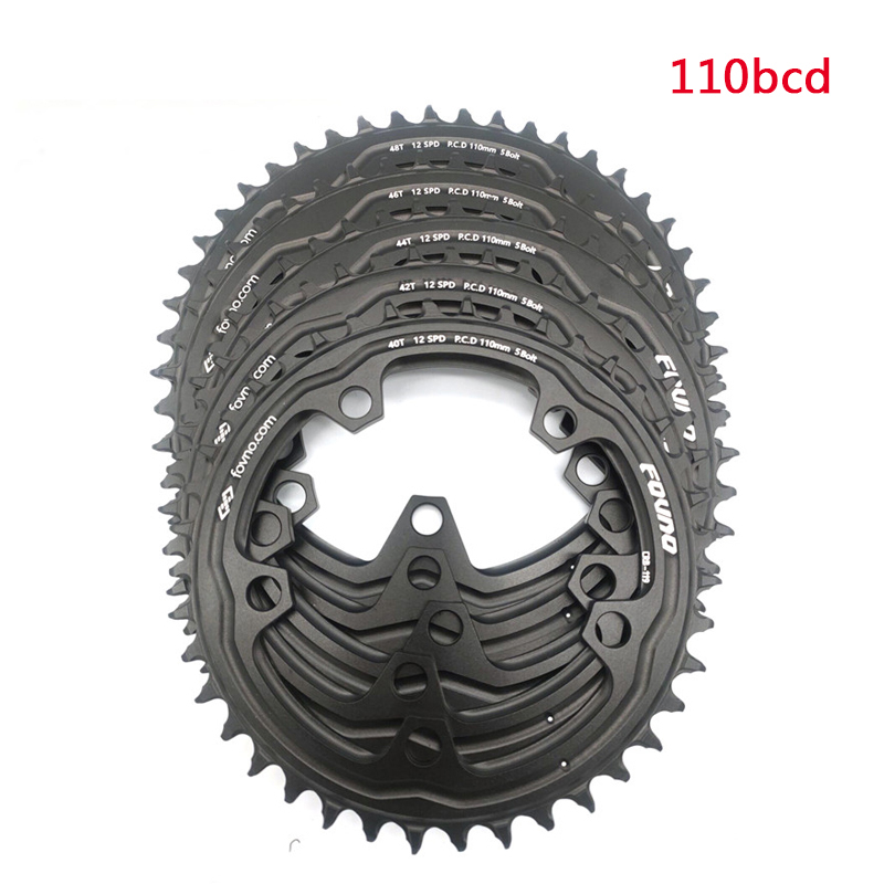 Deckas-110BCD-Road-Folding-Bike-Narrow-Wide-Chainring-38-40-42-44-46-48-50-52
