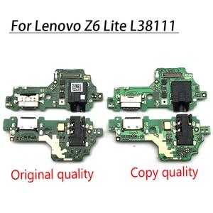 Image 3 - Câble de câble de Dock de Port de prise de connecteur de charge de puissance dusb pour Lenovo Z6 Lite L38111