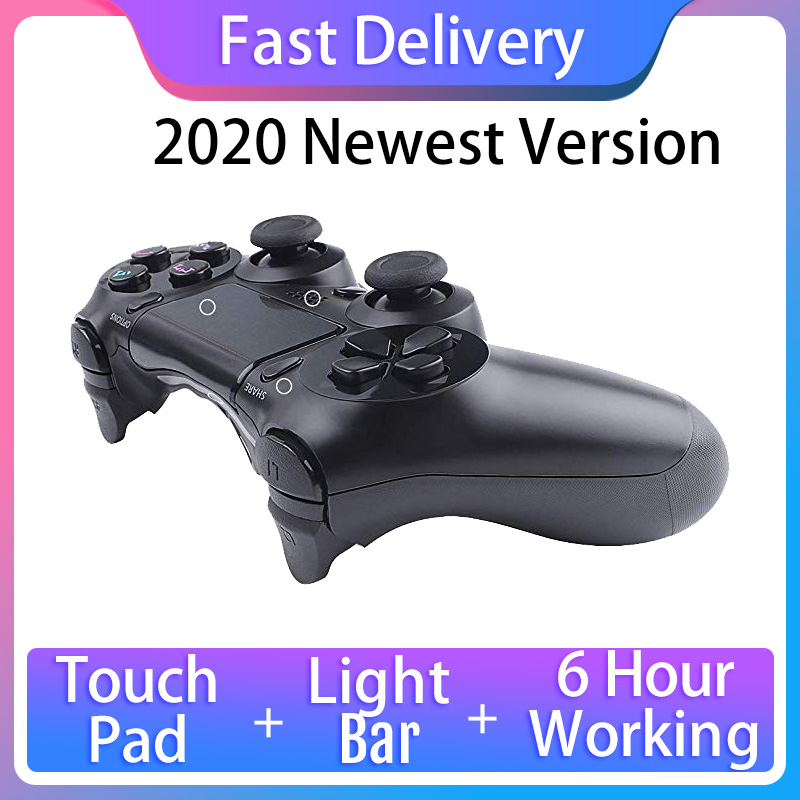 New Wireless   Wired Controller For PS4 Bluetooth 4 0 DualShock  Mando Gamepads 2020 New ps4 Joystick