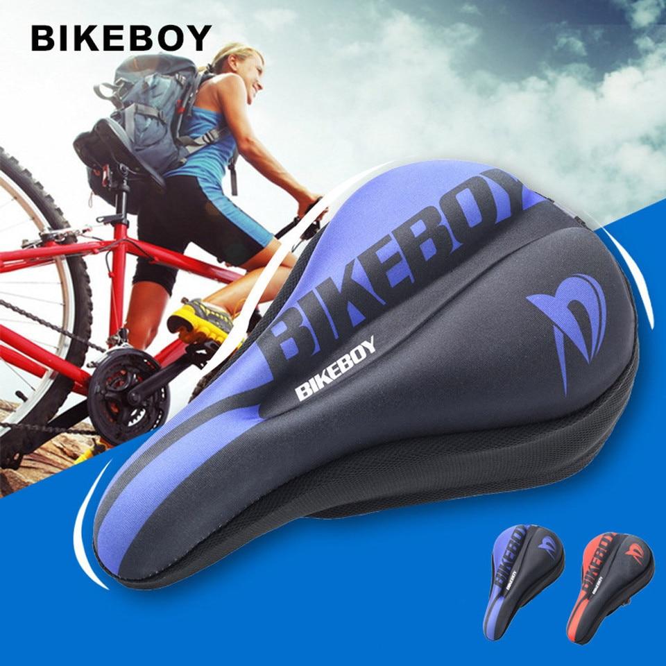 Universal MTB Cycling Road Mountain Bicycle Cushion Seat Saddle Anti-skid Soft