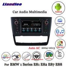 Для bmw 1 серии e81/e82/e87/e88 2004 2013 android 100 плеер