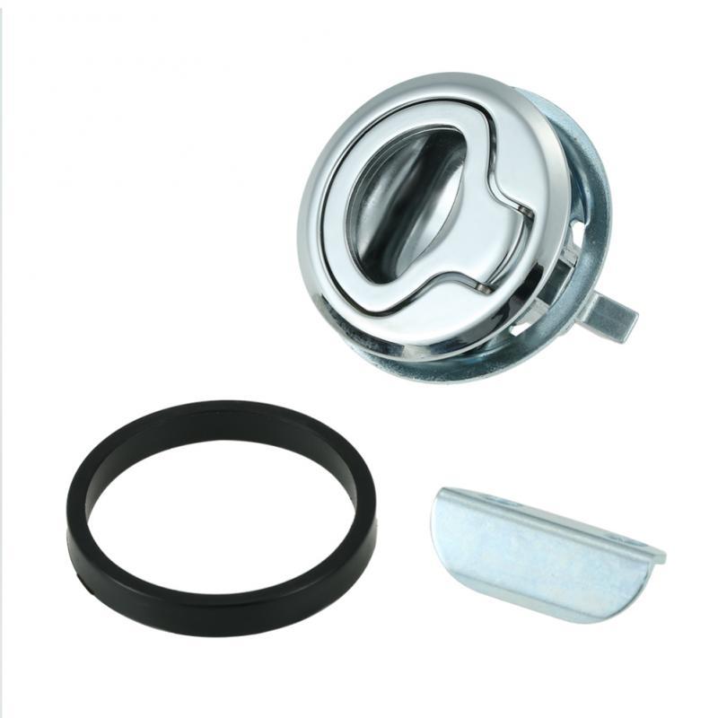 Car Door Lock Key Bathroom Drawer Cabinet Handle Knot Pull Car Refit Accessories Furniture Handle Lock Bathroom Door Lock