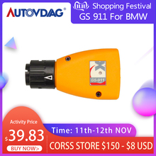 GS 911 Diagnostic Tool V1006.3 For BMW Motorcycles Emergency Scanner GS911 Professional Analyzer Car tools