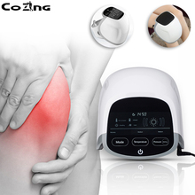 Rheumatoid Arthritis Knee Pain Treatment Device With Cold Laser Therapy + Red light therapy + Keanding + far infrared thermal lastek joint arthritis and knee pain treatment massager with far infrared thermal therapy home use device
