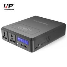 Allpowers Power Bank 154W 41600 Mah Twee 110V Ac Outlets Externe Batterij Oplader Voor Iphone Samsung Macbook Lenovo acer Asus Etc.