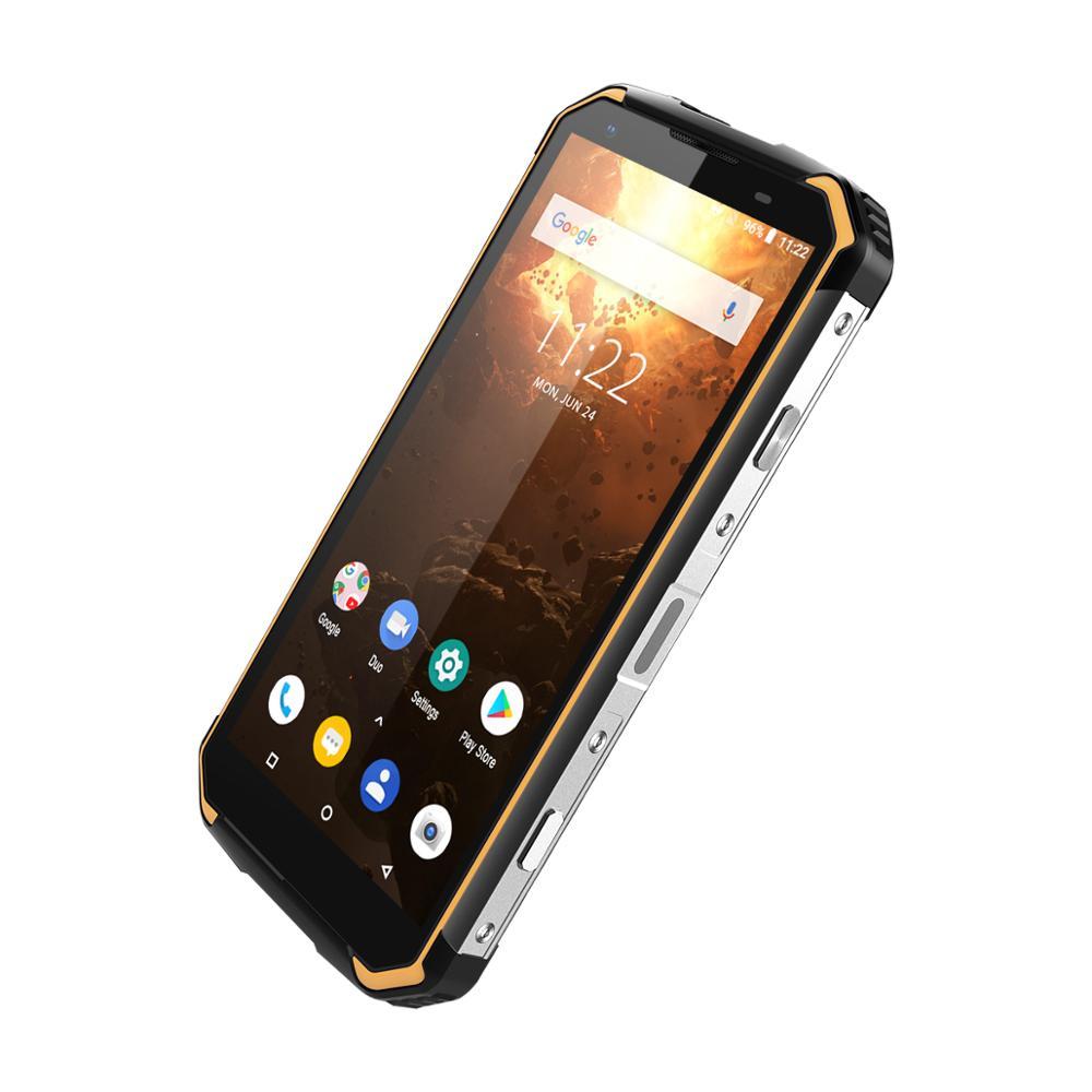 IP68 étanche Blackview BV9500 Plus Helio P70 Octa Core Smartphone 10000mAh 5.7 pouces FHD 4GB 64GB Android téléphone Mobile double SIM - 4