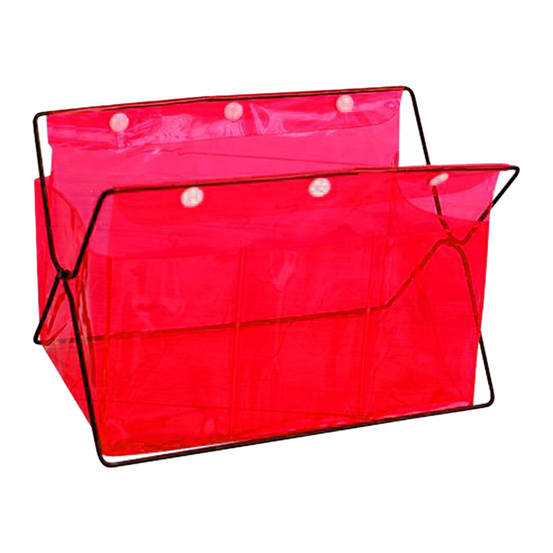 Простой Модный чехол для хранения ювелирных изделий, яркий органайзер, Прозрачный складной контейнер-FT, косметичка для макияжа