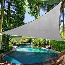 Водонепроницаемый треугольный солнцезащитный козырек 300d уличное