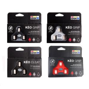 Image 5 - תראה KEO כביש אופניים סוליות עבור מבט KEO מערכת Ultralight פדאל באיכות גבוהה סד קבוצת מבט keo סוליות אופני כביש accessorie