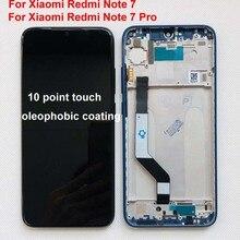 Écran LCD dorigine de Test AAA pour Xiaomi Redmi Note 7 remplacement de lécran daffichage LCD pour Redmi Note7 Pro écran tactile LCD M1901F7G + cadre