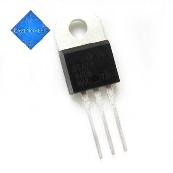 10pcs/lot BTA24-600B BTA24-600 BTA24 24-600B TO-220 In Stock - discount item  8% OFF Active Components