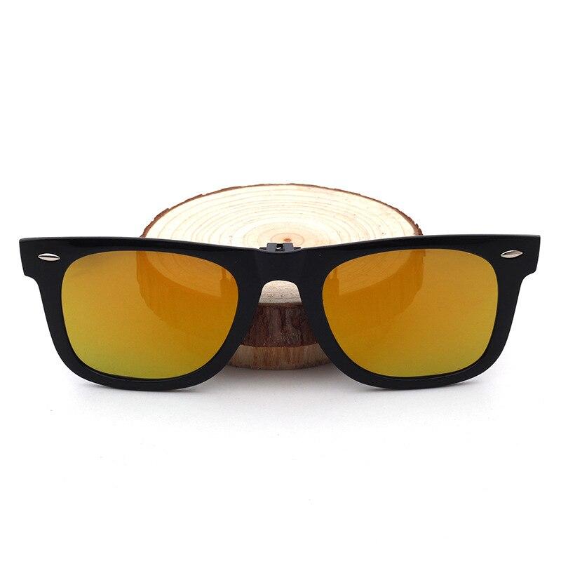 Lunettes De soleil polarisées hommes et femmes Style classique carré Design lunettes De soleil lunettes De soleil UV400 Gafas De Sol